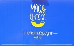 Mac&Cheese Fest Türkiye Makarna Sanayicileri Derneği Sponsorluğunda 12-14 Mayıs 2017 Tarihleri arasında İzmir Alsancak Garı'nda gerçekleştirildi.