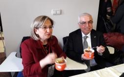 Türkiye Makarna Sanayicileri Derneği ,Gazi Üniversitesi Beslenme ve Diyetetik Bölümü tarafından düzenlenen 'Hastalıklarda Beslenme Sempozyumu'na katılım sağladı.