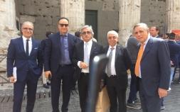 Yönetim Kurulu Başkanımız Abdülkadir KÜLAHÇIOĞLU 27 Mayıs 2016 Tarihinde İtalya'da IPO Başkanlar Kurulu toplantısına katıldı.