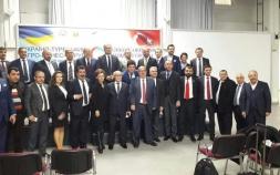 Türkiye -Ukrayna Tarımsal İş Forumu 27-28 Kasım 2016 Tarihlerinde Ukrayna'nın Başkenti Kiev'de gerçekleştirildi.