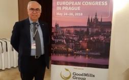 Yönetim Kurulu Başkanımız Avrupa Makarna, İrmik ,Un Kongresine Katılım Sağladılar