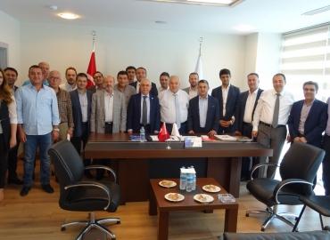 Türkiye Makarna Sanayicileri Derneği 22.Olağan Genel Kurul Toplantısı yapıldı.