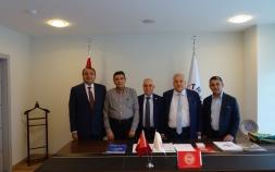 Türkiye Makarna Sanayicileri Derneği Yönetim Kurulu Güven Tazeledi.