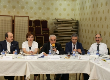 Türkiye Makarna Sanayicileri Derneği olarak 27 Temmuz 2016'da TMO Sektör Değerlendirme Toplantısına katılım sağlandı.