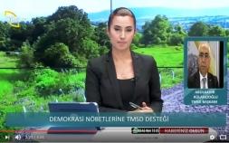 Yönetim Kurulu Başkanımız 26 Temmuz 2016'da Çiftçi TV'de 'Haberiniz Olsun ' programının canlı yayın konuğuydu.