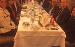 Yönetim Kurulu Başkanımız Abdülkadir KÜLAHÇIOĞLU 15 Haziran 2016 Tarihinde TGDF'nin İstanbul'da düzenlemiş olduğu iftar yemeği programına katıldı.