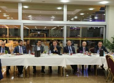 17 Haziran 2016 Tarihinde TMO Sektör Değerlendirme Toplantısına katılım sağlandı