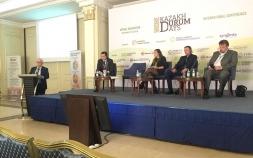 TMSD Başkanı Abdülkadir KÜLAHÇIOĞLU Sektörümüzü Temsilen Uluslararası Kazak Durum Buğdayı Günleri Konferansına katıldı.
