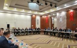 Tarım Kredi Kooperatifleri Bölge Müdürlüğü İstişare Toplantısına Katılım Sağladık